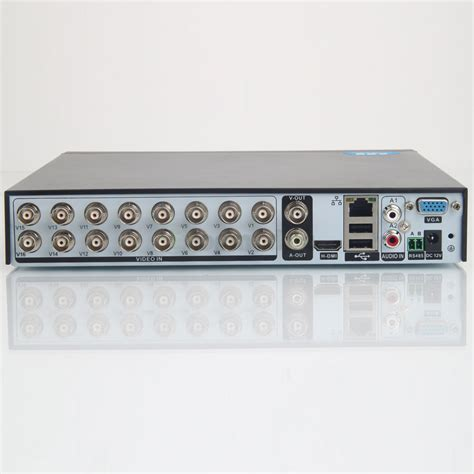 surveillance 16ch bnc h 264 d1 hdmi dvr for cctv