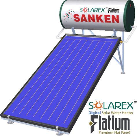 Water Heater Solar Cell Sanken harga pemanas air solar water heater sanken pemanas air
