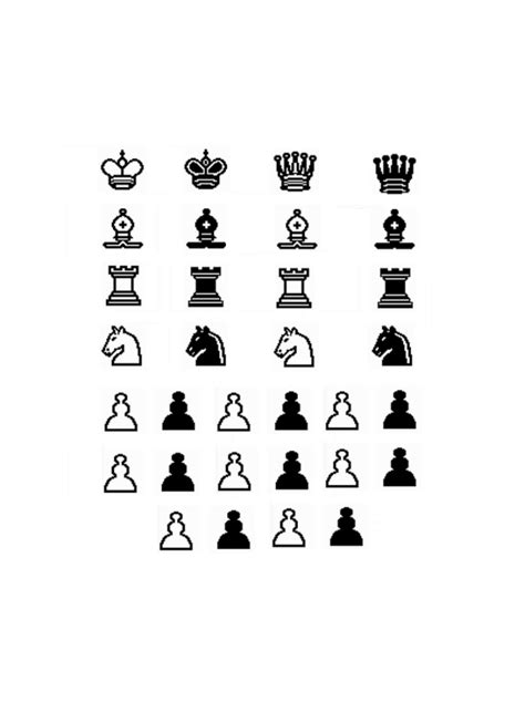 printable animal game pieces free coloring pages of paper chess pieces