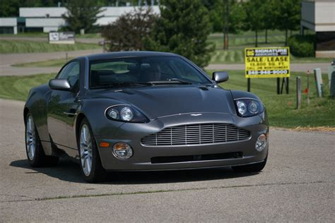 Aston Martin Vanquish 2003 by 2003 Aston Martin Vanquish Pictures Information And