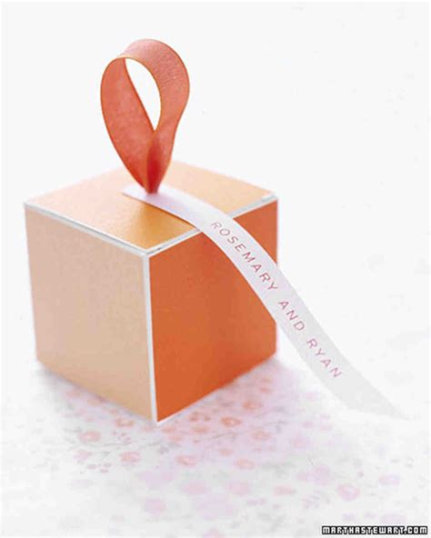Fancy Plastic Especially For You Bottom Lace Seal 15 years of wedding favors martha stewart weddings