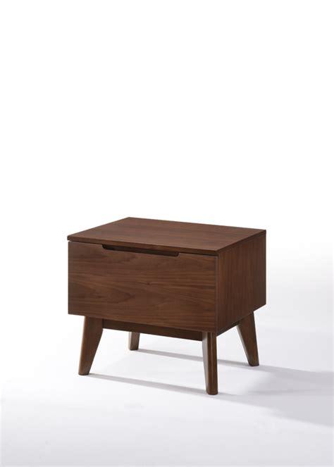 contemporary walnut bedroom furniture modrest lewis mid century modern teal walnut bedroom set