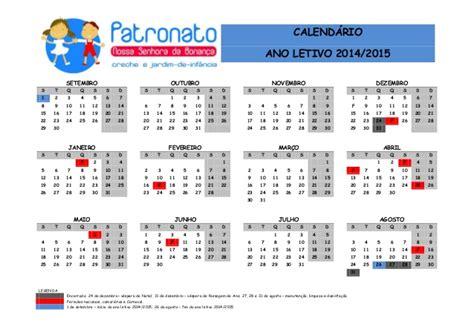 Calendario Learning 2015 Calend 225 2014 2015