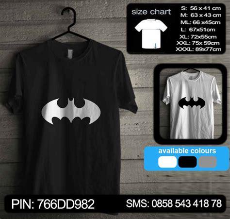 Kaos Distro Batman baju kaos batman 01 baju kaos distro murah