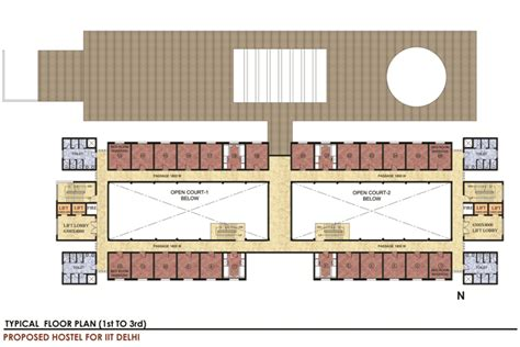 layout plan for hostel girls hostel infrastructure unit