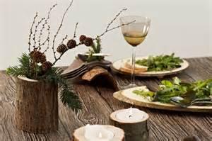 wohnideen minimalistischem bambus herbstliche tischdeko ideen ihr ideales zuhause stil