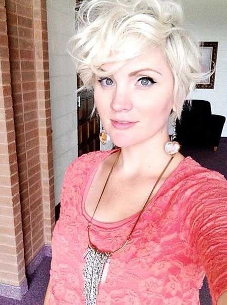 cute  classy curly pixie hairstyles  women  wow