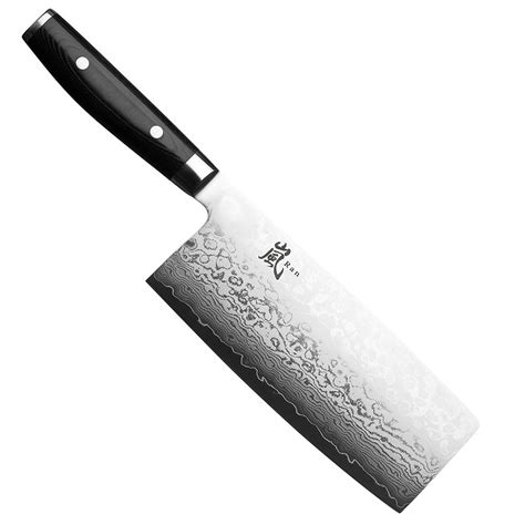 best chinese cleaver yaxell japanese damascus knife ran 69 layers chinese cleaver