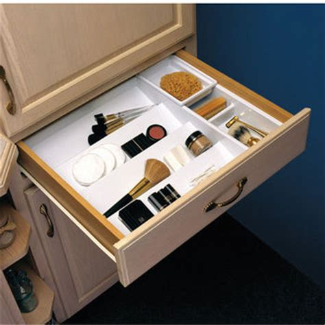 Drawer Inserts For Makeup by Cosmetic Drawer Inserts Organize Makeup In One Place