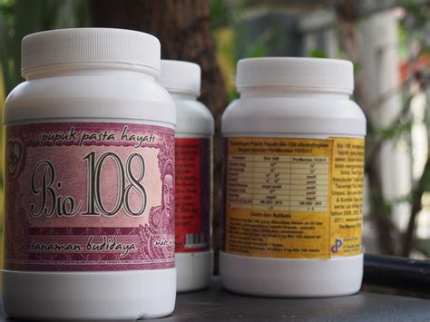 Alat Semprot Tanaman Terbaik bio 108 pupuk tanaman budidaya bio 108