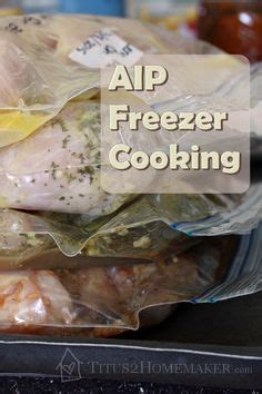 Aip friendly freezer cooking titus 2 homemaker 9 simple