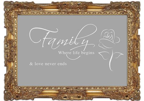 family where begins 1 grey white text quotes