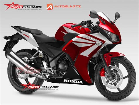 Modification Cbr 150 New by Modif Striping Honda Cbr150r Lokal Cbr250r Joss