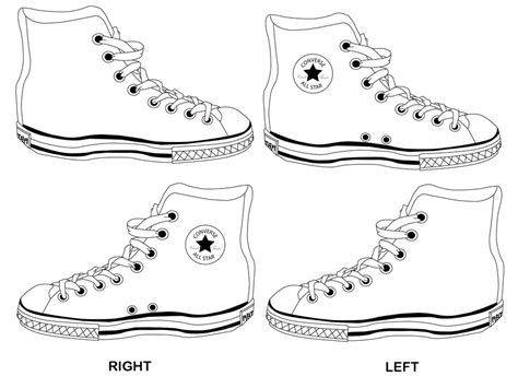 converse shoe template complete converse template by applespirit on deviantart