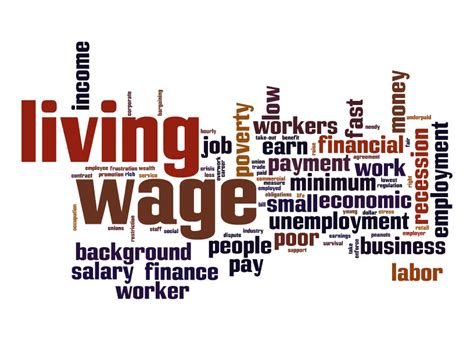 what is living wage what is a living wage ordinance hr daily advisor