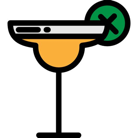 Margarita Free Food Icons