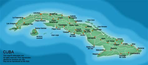 cuba map images cuban maps cuba