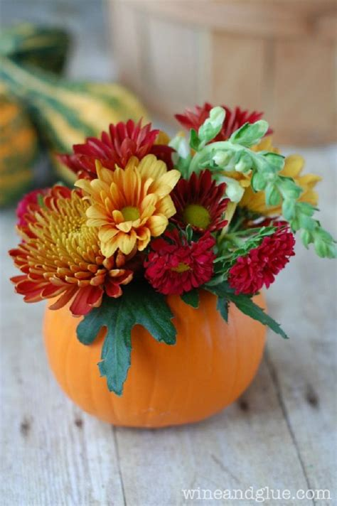 easy simple thanksgiving centerpieces best 10 diy