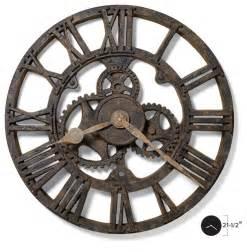 Ballard Designs Chandeliers Allentown Wall Clock Industrial Wall Clocks By