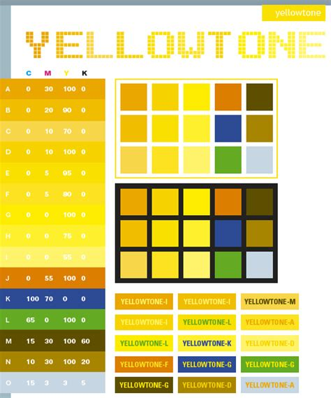 yellow color schemes yellow tone color schemes color combinations color