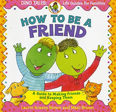 Pdf How Be Friend Friends Families 25 of the best friendship books for