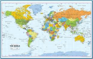 How To Make Fireplace Screen by World Maps Screensaver Download Free