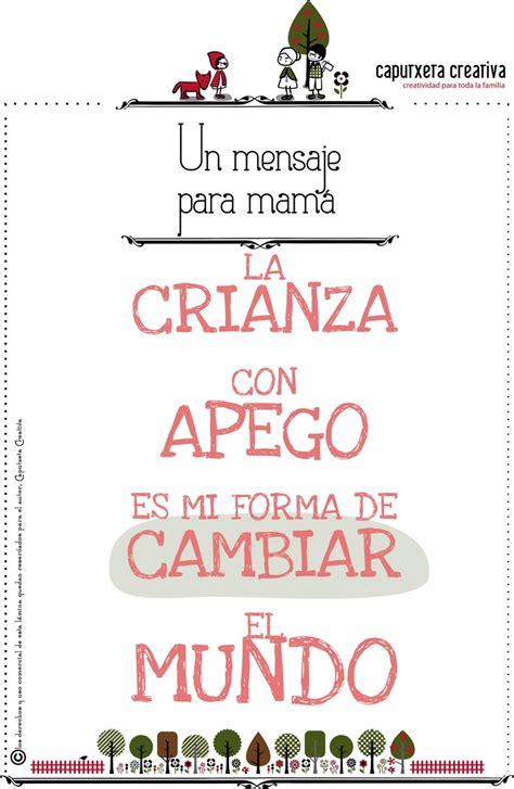 la crianza feliz spanish m 225 s de 25 ideas incre 237 bles sobre citas de apego en