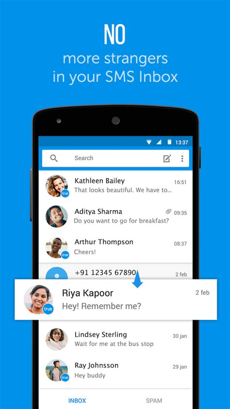 android text message app 5 best android apps to block sms text messages