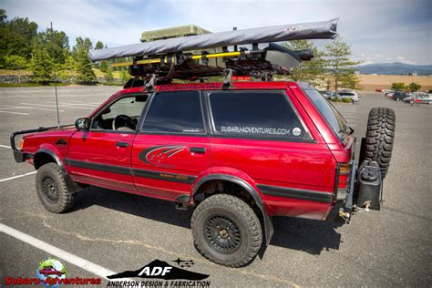 lifted subaru loyale 1000 images about lifted subaru on