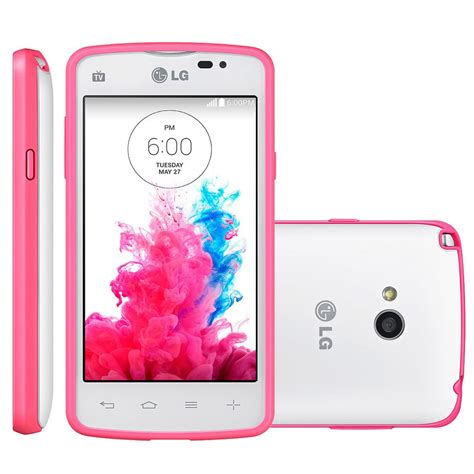 Be L50 smartphone lg l50 dual chip tv branco pink d227 colombo
