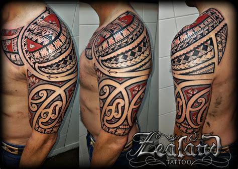 lettere maori ta moko colour arm zealand