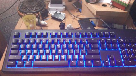 Keyboard Steelseries Apex 100 steelseries apex 100 gaming keyboard overview