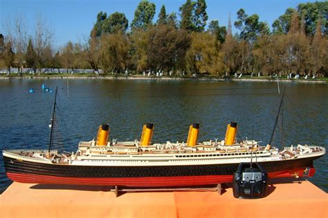 titanic rc boat for sale rc 1 150 scale rms titanic ready to run the scale