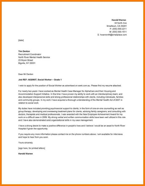 cover letter for ta 15 social worker cover letter sles mbta