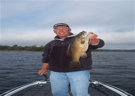 table rock lake fishing guide in branson missouri
