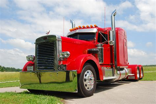 peterbilt semi trucks retirement rewards tobby donalson s 1959 peterbilt 351