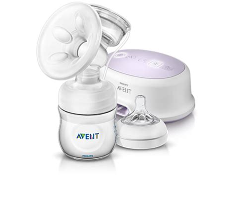 Avent Comfort Electric Breast by Comfort Single Electric Breast Scf332 01 Avent