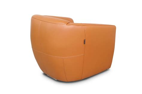 Overstuffed Armchair by Overstuffed Armchair With Swivel Base And In
