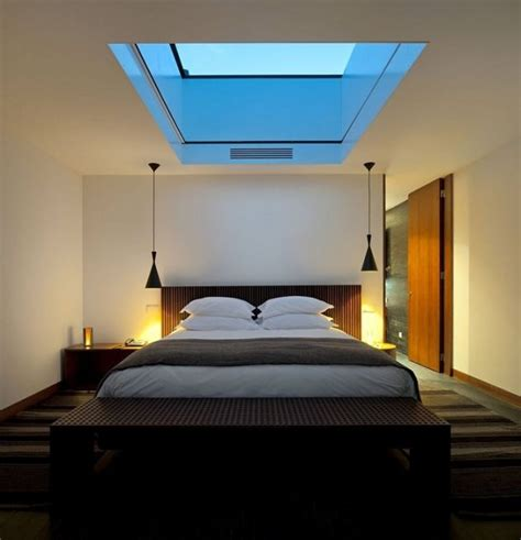 bedroom skylight 16 astonishing bedrooms with skylights that everyone will