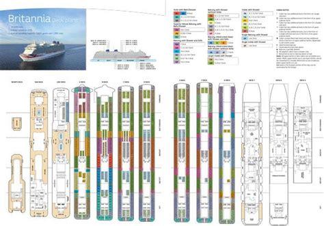 britannia cruise ship deck plan britannia cruise ship deck plan newhairstylesformen2014 com
