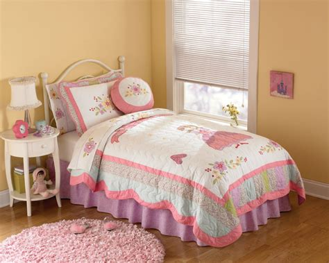 girls comforter sets twin size