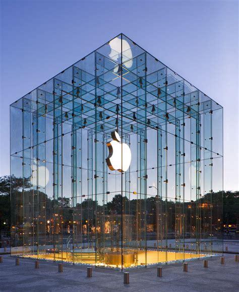 Apple Store Fifth Avenue New York   iDesignArch   Interior