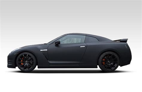 nissan gtr matte black nissan gt r wrapped in matte black reforma uk