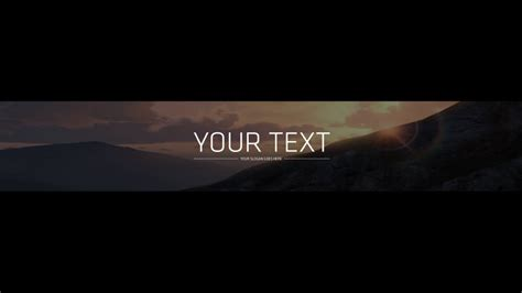 15 yt banner template psd images youtube banner template
