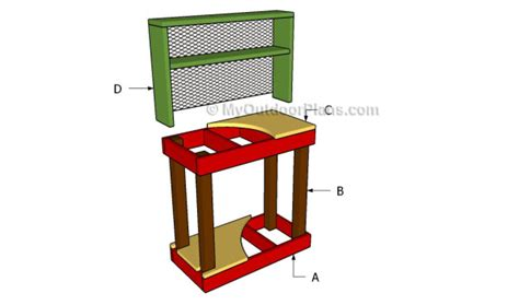 plans for building a reloading bench reloading bench plans myoutdoorplans free woodworking plans and projects diy shed