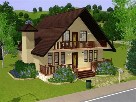 house plans with pictures of real houses mod the sims 18 maywood lane based on real home plan