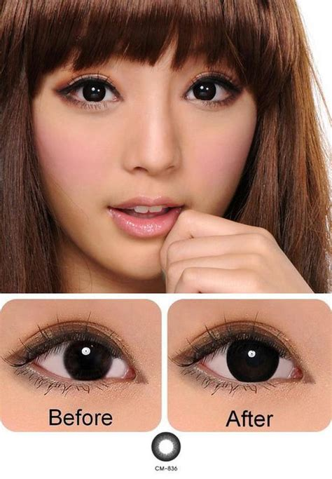 Softlens Geo geo black circle softlenstore