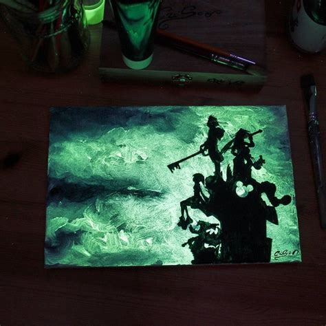 glow in the paintings for sale dazzling paintings of animals and landscapes made with