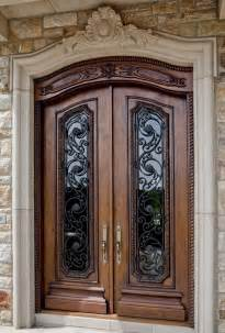 wood entry doors the ultimate in luxury for your home showcase the chateau custom luxury mansion house