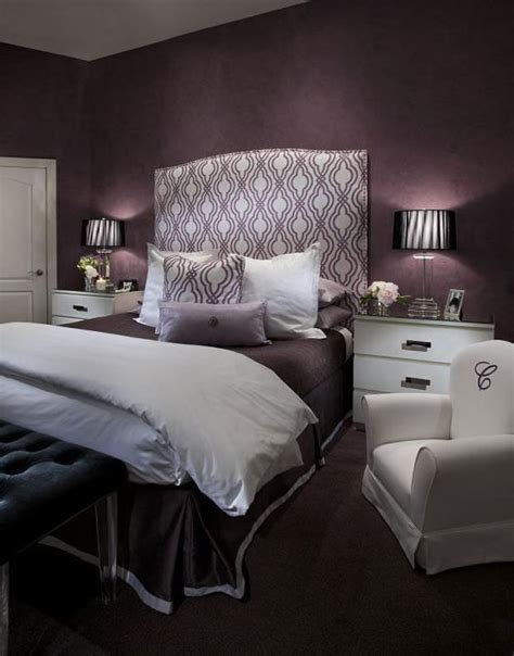 25 best ideas about purple bedrooms on